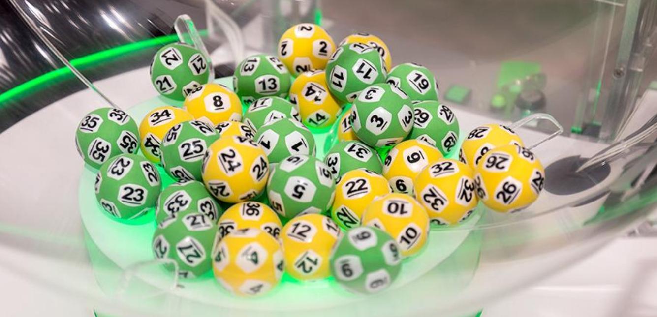 лотерея в торговом центре